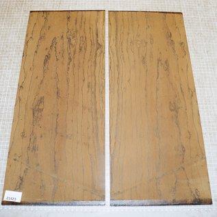 Zirikote, Gitarren Böden, ca. 550 x 230 x 4 mm, ca. 1,2 kg
