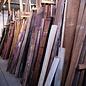 Florida Zeder Schnittholz, künstl. getrocknet , 52 mm