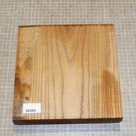 Red Elm, approx. 230 x 230 x 50 mm, 1,9 kg