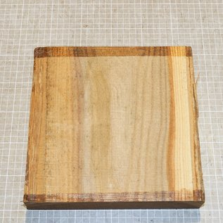Red Elm, ca. 230 x 230 x 51 mm, 2 kg