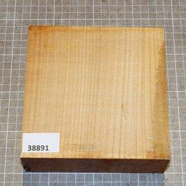 Europ. Kirschbaum, ca. 150 x 150 x 60 mm, 0,9 kg
