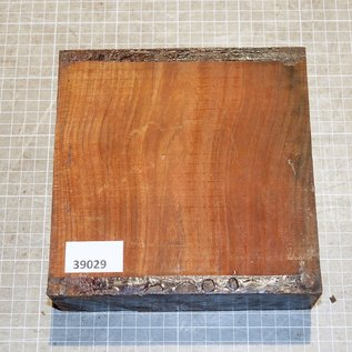 Cocobolo Rosewood approx. 175 x 175 x 60 mm, 2,0 kg