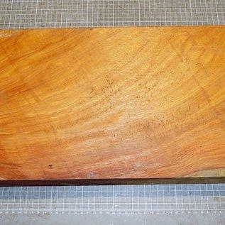 Afzelia ca. 500 x 260 x 50/44 mm, 5,8 kg