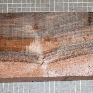 Makassar Ebenholz, ca. 300 x 120 x 34/39 mm, 1,4 kg