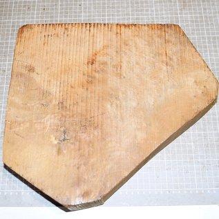 Thuja Maser, ca. 310 x 310 x 83 mm, 5,5 kg