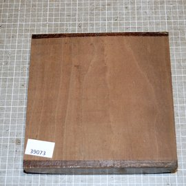 Black Walnut, ca. 205 x 205 x 52 mm, 2,6 kg