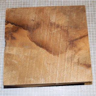 Kaukasischer Nussbaum, ca. 240 x 240 x 80 mm, 2,3 kg