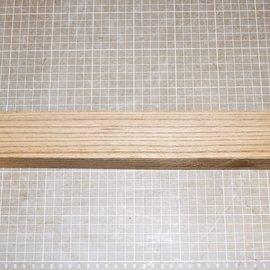 Dutch elm, moor elm, approx. 400 x 50 x 50 mm, 0,6 kg