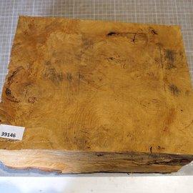 Eiche Maser, ca. 320 x 270 x 140/80 mm, 8,3 kg