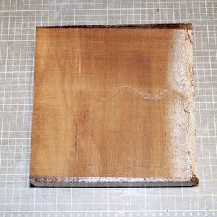 Iroko, Kambala, ca. 210 x 210 x 45 mm, 1,9 kg