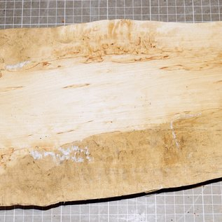 Birke Maser, ca. 310 x 140/170 x 38 mm, 1,5 kg