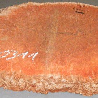 Jarrah Maser Platte, ca. 840 x 630 x 55 mm