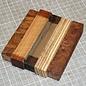 Penblanks 10er Set, Schreiber Rohlinge, ca. 20 x 20 x 110 mm