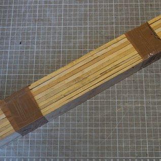 Satin B-Ware Set, ca. 420 x 50 x 7 mm, 1,1 kg