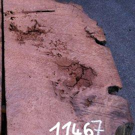 Redwood burl approx. 1400 x 560 x 70 mm, 11467
