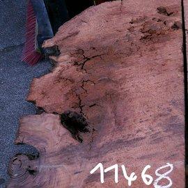 Redwood burl approx. 1000 x 550 x 70 mm, 11468