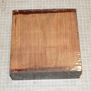 Cocobolo Palisander ca. 180 x 180 x 60 mm, 1,9 kg