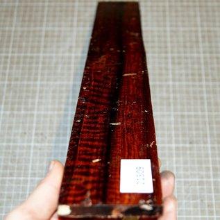 Schlangenholz MF, Griffbrett ca. 510 x 70 x 9 mm, 0,5 kg