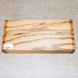 Zebrawood, approx. 300 x 140 x 52 mm, 1,6 kg