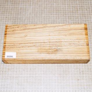 Zebrano, ca. 300 x 130 x 50 mm, 1,5 kg