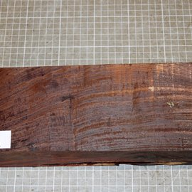 East indian Rosewood, approx. 300 x 110 x 74 mm, 2,5 kg