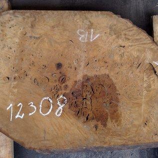 Laurel Maser, Tischplatte, ca. 1100 x 690 x 65 mm, 12308