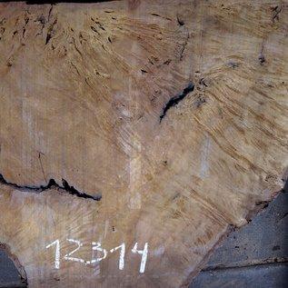 Laurel Maser, Tischplatte, ca. 970 x 770 x 65 mm, 12314
