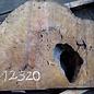 Laurel Maser, Tischplatte, ca. 1240 x 790 x 65 mm, 12320