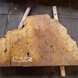Laurel Maser, Tischplatte, ca. 1300 x 785 x 65 mm, 12322