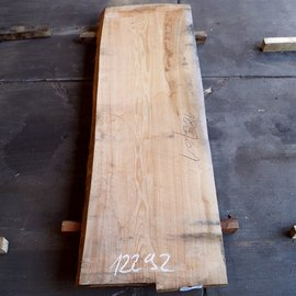 Beech table top. approx. 1850 x 610 x 52 mm, 12292