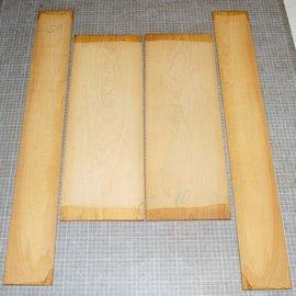 Cypress, Set back/side, mirror cut