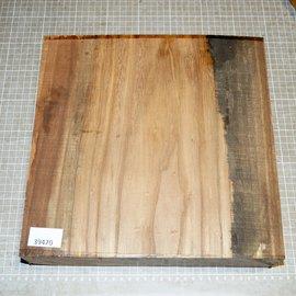 Dutch Elm, approx. 300 x 300 x 70 mm