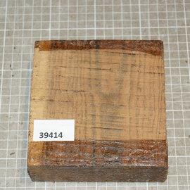 Bocote, approx. 129 x 133 x 48 mm, 0,9 kg