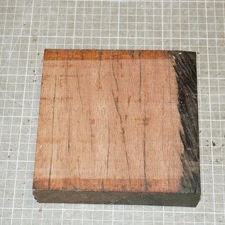 Makassar Ebenholz, ca. 156 x 152 x 44 mm, 0,9 kg