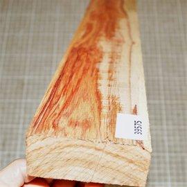Brazilian tulipwood, approx. 570 x 80 x 23-37 mm, 1,6 kg