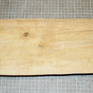 Birke schlicht, ca. 350 x 140 x 40 mm, 1,2 kg