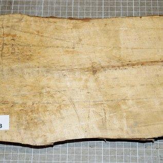 Birke schlicht, ca. 310 x 180 x 40 mm, 1,7 kg