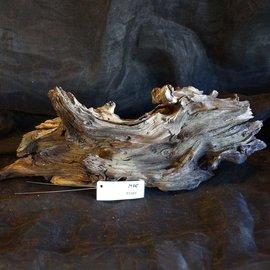 Mopane Wurzel - Skulptur, ca. 55 x 25 x 20 cm, 91584