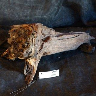 Mopane Wurzel - Skulptur, ca. 45 x 30 x 27 cm, 91586