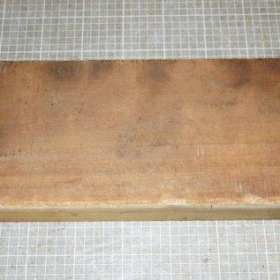 Iroko, Kambala, ca. 400 x 165 x 55 mm, 2,7 kg