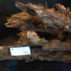 Mopane Wurzel - Skulptur, ca. 87 x 37 x 34 cm, 91610