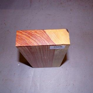Bahia Rosenholz, ca. 310 x 130 x 40 mm, 1,6 kg