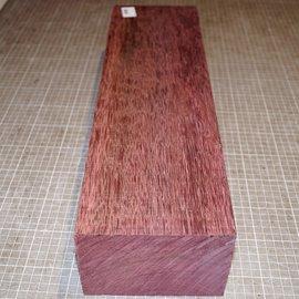 Amaranth, ca. 500 x 135 x 95 mm, 6,3 kg