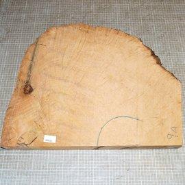 Madrona Maser, ca. 580 x 470 x 52 mm, 9,1 kg