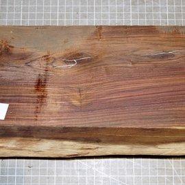 Ostindisch Palisander, ca. 305 x 155 x 32-75 mm, 2,3 kg