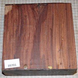 Ostindisch Palisander, ca. 190 x 190 x 75 mm, 2,3 kg