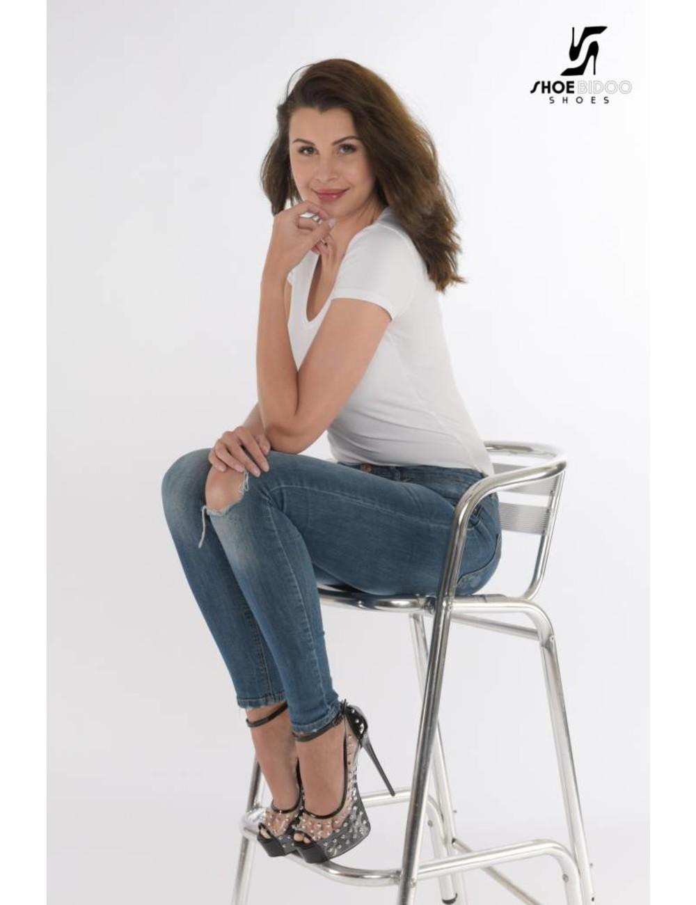 Giaro The power girl platform heels