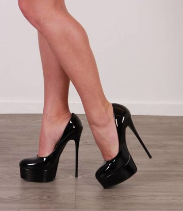 Giaro Onbekend model in Galana strappy pumps