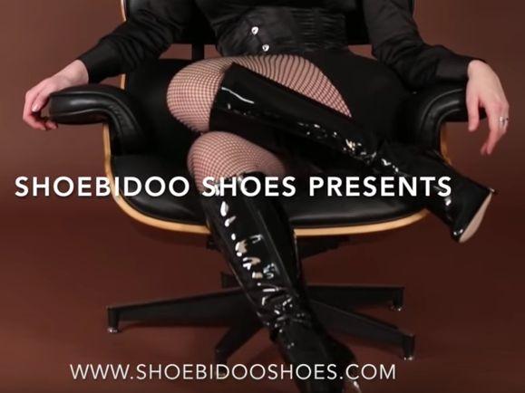 Nieuwe Fetish Hakken - VIDEO