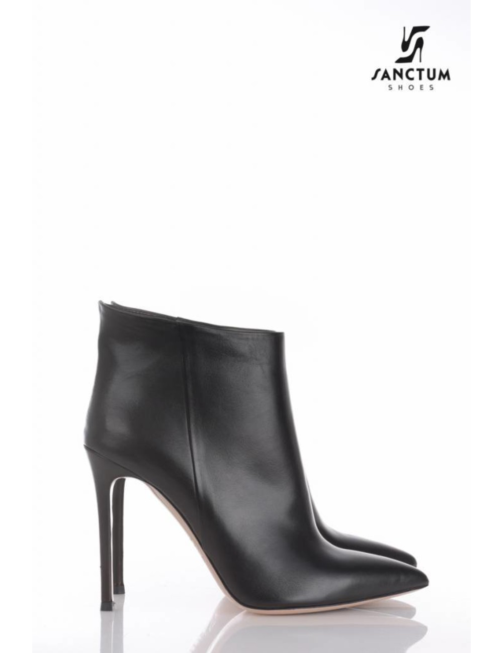 Sanctum Italian ankle boots with thin heels -OUTLET